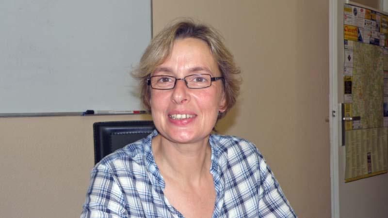 """Gabi Strommen, Inhaberin Coaching- und Lernstudio """"Hand in Hand"""""""