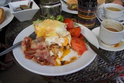 A real breakfast, Katja Neubauer / pixelio.de