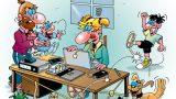 Der tägliche Wahnsinn mit Homeschooling und Homeoffice, Foto: Stefan Bayer, pixelio.de